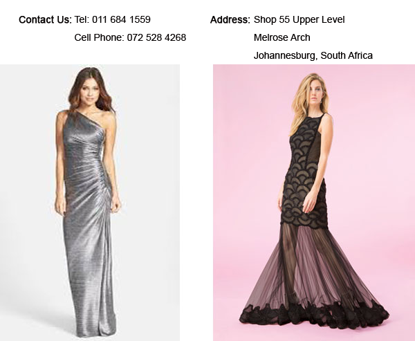 Evening dress definition za